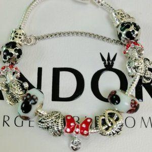 Pandoral charms Bracelet set on sale